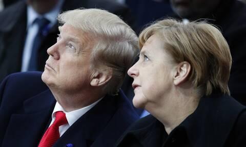 Μέρκελ κατά Τραμπ: Έπρεπε να είχε αναγνωρίσει την ήττα του από το Νοέμβριο