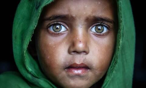 Αυτά τα πορτρέτα παιδιών είναι ξεχωριστά (pics)