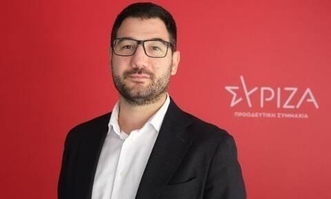 Ηλιόπουλος: «Η αναζωπύρωση της πανδημίας στη χώρα μας φέρει τη σφραγίδα του κ. Μητσοτάκη»