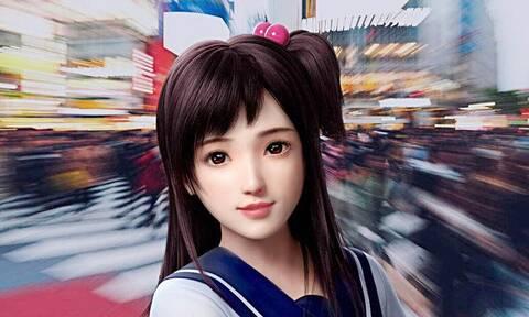 Αυτό είναι το ρομπότ που ερωτεύονται οι άντρες στην Κίνα