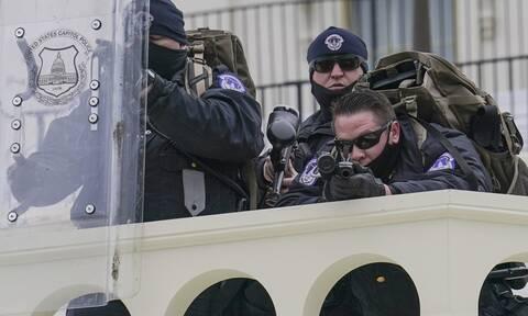 Συναγερμός στις ΗΠΑ: «Σφραγίστηκε» κτήριο του Καπιτωλίου στο Μίσιγκαν