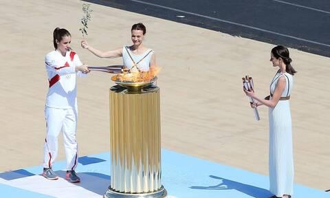 Κορονοϊός: Νέα εμπόδια για τους Ολυμπιακούς Αγώνες – Αναβλήθηκε η λαμπαδηδρομία
