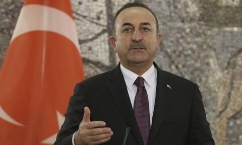 Τουρκία - Τσαβούσογλου: Η Άγκυρα είναι έτοιμη να εξομαλύνει τις σχέσεις της με τη Γαλλία