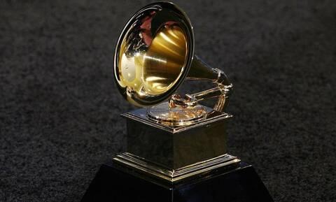 Αναβλήθηκε για το Μάρτιο η τελετή απονομής των βραβείων Grammy