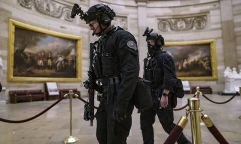 Εισβολή στο Καπιτώλιο: «Πέφτουν κεφάλια» στην αστυνομία