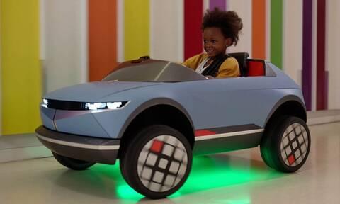 Το Hyundai EV «45» πρωταγωνιστεί σε ένα συγκινητικό βίντεο