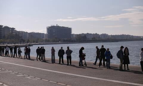 Θεσσαλονίκη: Εισαγγελική έρευνα για το «κύμα» κορονοϊού που σάρωσε την πόλη