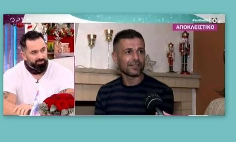 Survivor: «Χείμαρρος» ο Μιχάλης Αρναούτης κατά της παραγωγής