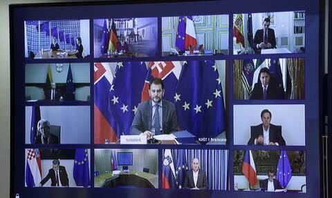 Κορονοϊός: Στις 21 Ιανουαρίου η έκτακτη Σύνοδος Κορυφής για την covid-19