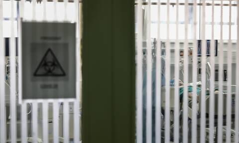 Η μάχη των ΜΕΘ στο νοσοκομείο «Γ. Παπανικολάου»: Εξήλθε το 62% των νοσηλευομένων, κατέληξε το 38%