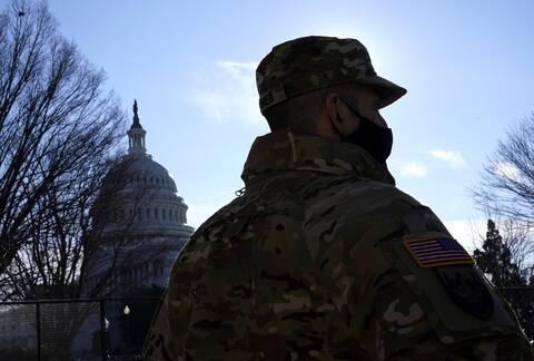 FBI: Επικηρύχθηκαν οι εισβολείς στο Καπιτώλιο - Aμοιβή έως και 50.000 δολάρια