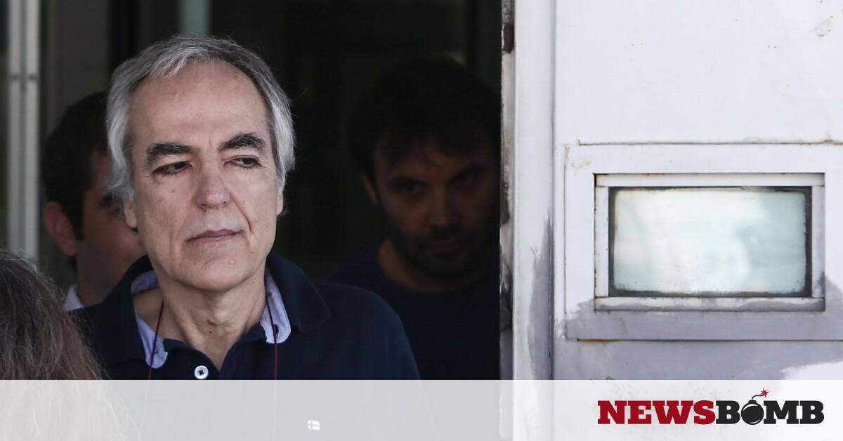 Απεργία πείνας ξεκινά ο Δημήτρης Κουφοντίνας – Newsbomb – Ειδησεις