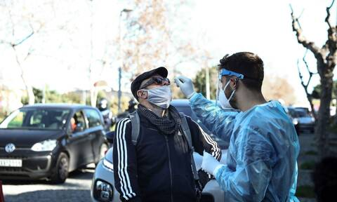 Greece confirms 721 new coronavirus cases, 49 deaths on Friday; 386 currently in ICUs