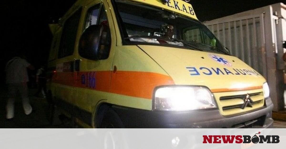 Σοβαρό τροχαίο με τραυματία στον περιφερειακό της Θεσσαλονίκης – Newsbomb – Ειδησεις