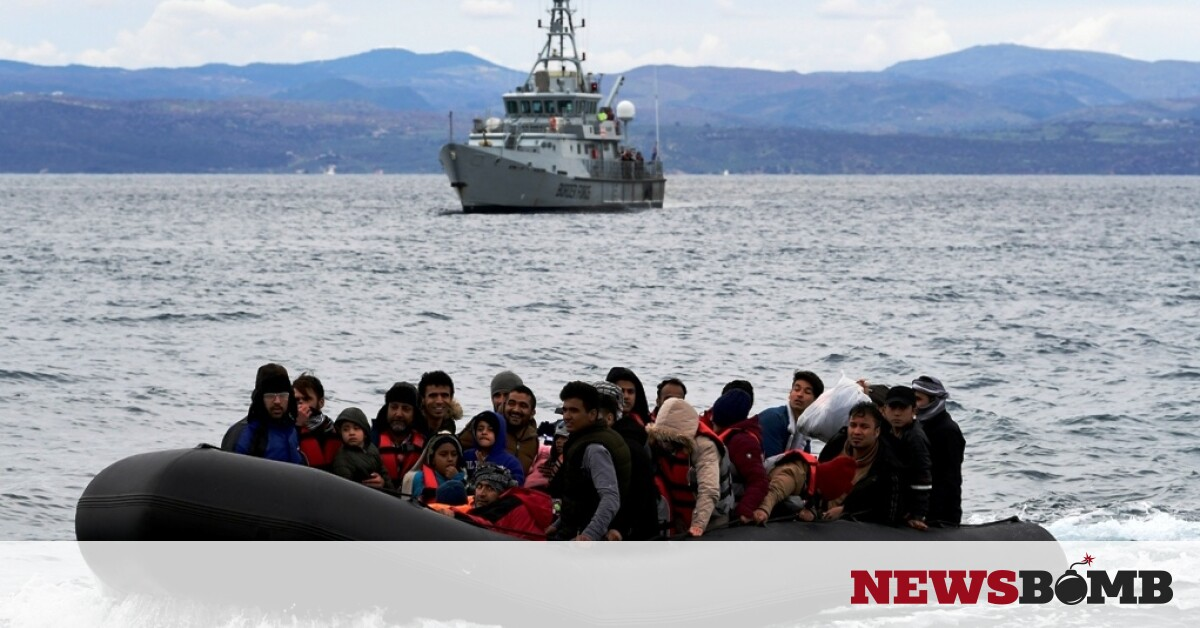 Frontex: Σε χαμηλό επταετίας η παράτυπη μετανάστευση στην ΕΕ το 2020 – Newsbomb – Ειδησεις