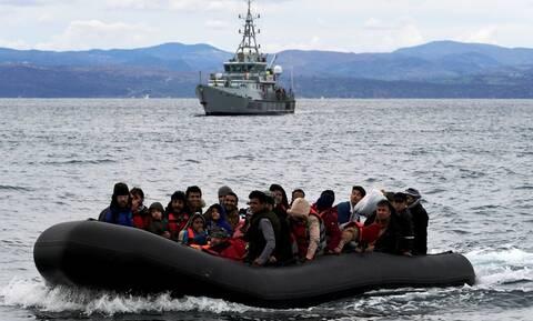 Frontex: Σε χαμηλό επταετίας η παράτυπη μετανάστευση στην ΕΕ το 2020