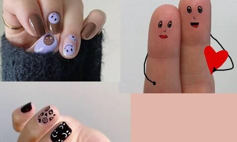 Αυτό είναι το πιο «περίεργο» μανικιούρ για τα νύχια