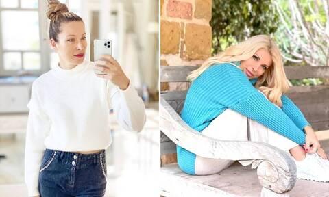 Τι φορούν οι μαμάδες της ελληνικής showbiz αυτήν την περίοδο;