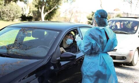 Κορονοϊός: Υψηλό ιικό φορτίο σε Γαλάτσι, Βύρωνα - Πού είναι τα περισσότερα κρούσματα στην Αττική