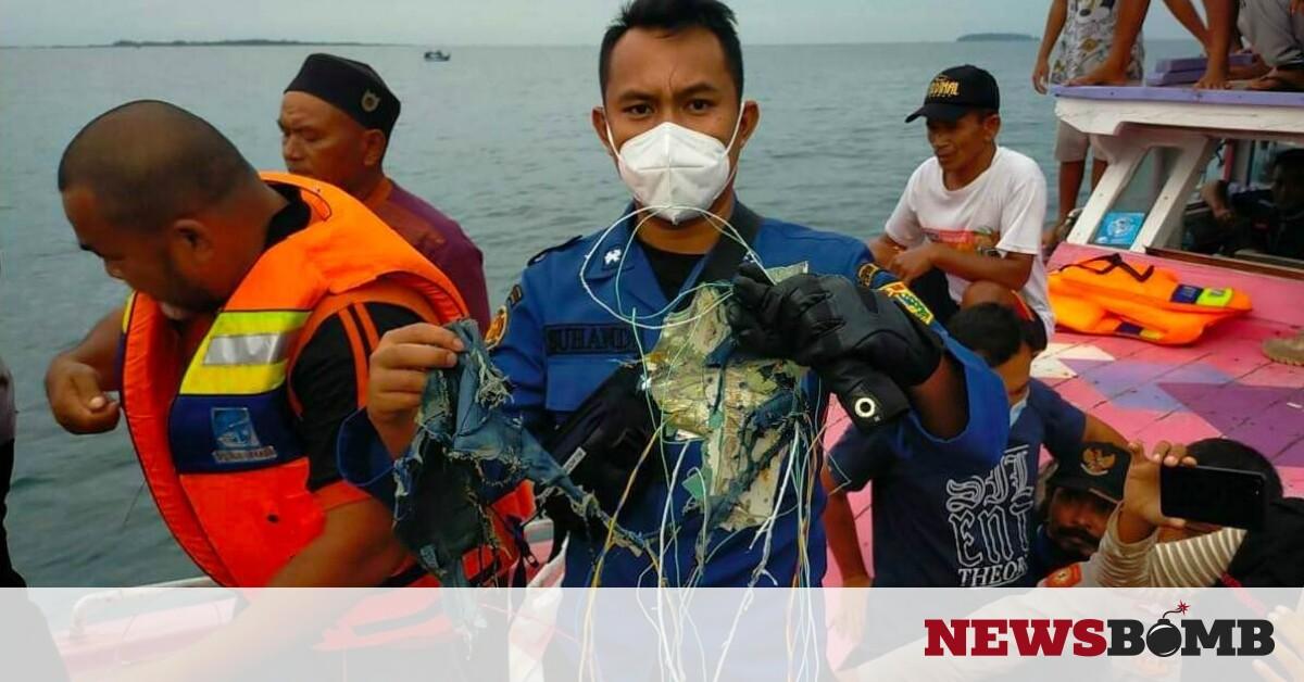 Ινδονησία: Αεροπορική τραγωδία με 65 επιβάτες – Βρέθηκαν τα συντρίμμια της πτήσης SJ182 – Newsbomb – Ειδησεις