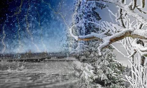 Καιρός: «Κλείδωσε» η ψυχρή εισβολή! Τι βλέπει η ΕΜΥ, πού θα χιονίσει...