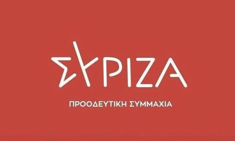 ΣΥΡΙΖΑ: «Μπροστά στον πανικό της η κυβέρνηση μοιράζει ευθύνες για δικές της εγκληματικές επιλογές»