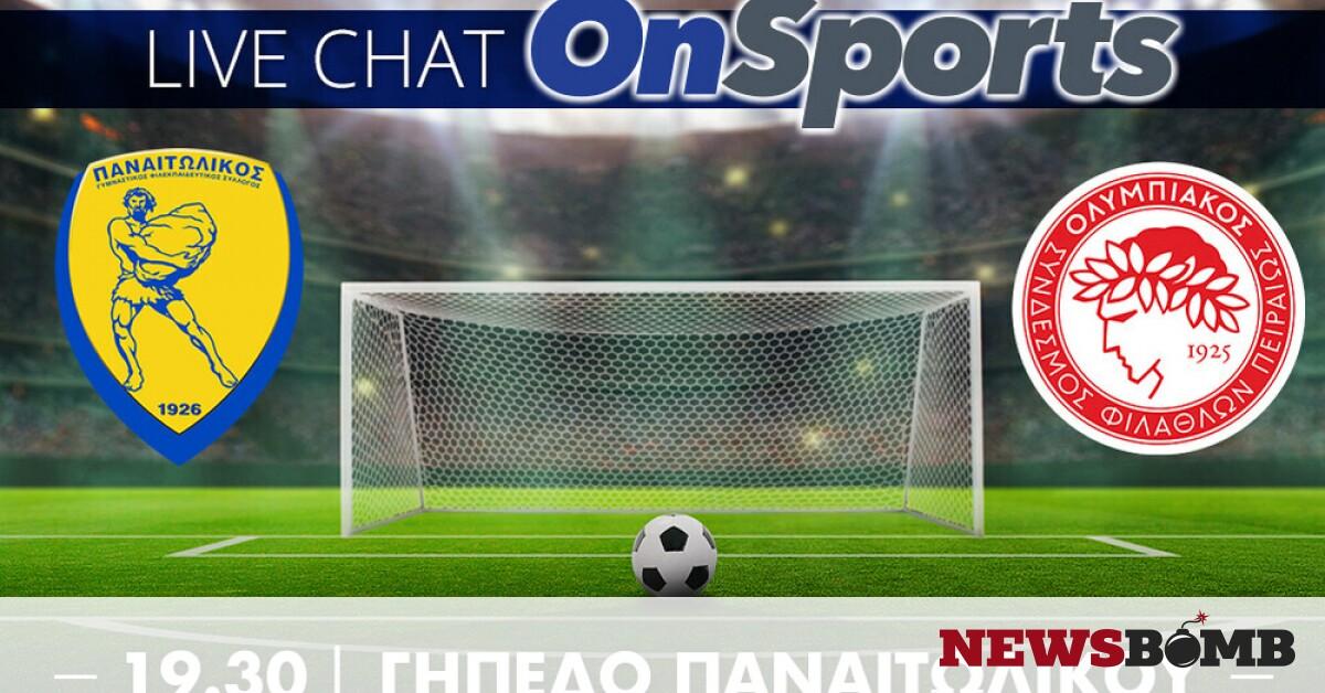 facebookPanaitolikos Olympiakos live