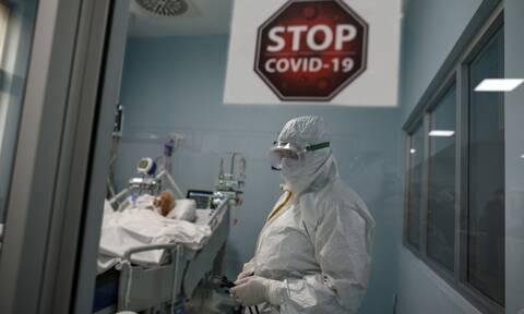 Κορονοϊός - Τουρκία: Στα ύψη τα κρούσματα - 9.537 το τελευταίο 24ωρο και 181 θάνατοι