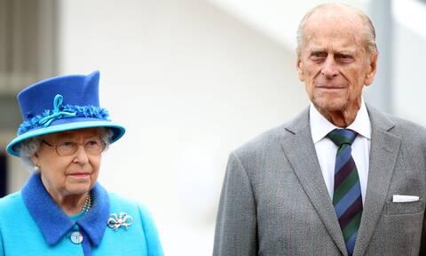 Βασίλισσα Ελισάβετ και πρίγκιπας Φίλιππος έκαναν το εμβόλιο για κορονοϊό