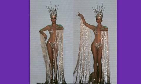 Madwalk 2020: «Κόβει ανάσες» η Ελένη Φουρέιρα με τη διάφανη φόρμα