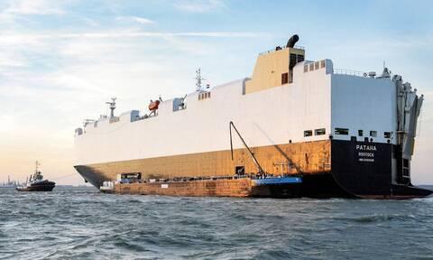 Δύο από τα πλοία μεταφοράς αυτοκινήτων της Volkswagen θα καίνε λάδια τηγανίσματος