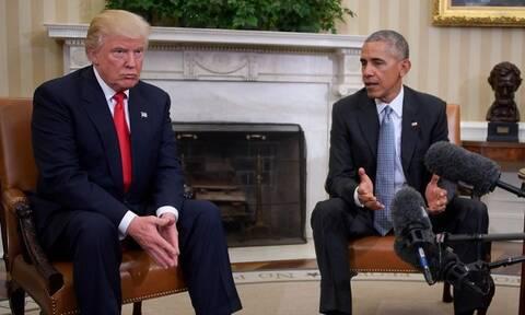 Η δαιμονοποίηση του Τραμπ και το «ξέπλυμα» των εκλεκτών της «Νέας Τάξης»