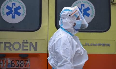 Κρούσματα σήμερα: 445 νέα ανακοίνωσε ο ΕΟΔΥ - 36 νεκροί σε 24 ώρες, στους 353 οι διασωληνωμένοι
