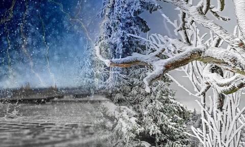 Καιρός: Οριστικό! Η ΕΜΥ «κλείδωσε» τον χιονιά! Πού θα χιονίσει και σε χαμηλά υψόμετρα;