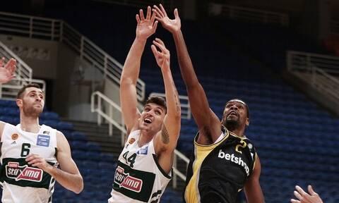 Basket League: Η βαθμολογία μετά το Παναθηναϊκός – ΑΕΚ και όλα τα highlights (videos)