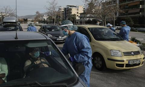 NPHO announces 445 new Covid-19 cases and 36 deaths in Greece
