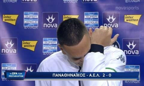 Συγκλόνισε ο Εμμανουηλίδης - Έκλαψε αφιερώνοντας το γκολ στη μνήμη της μητέρας του…