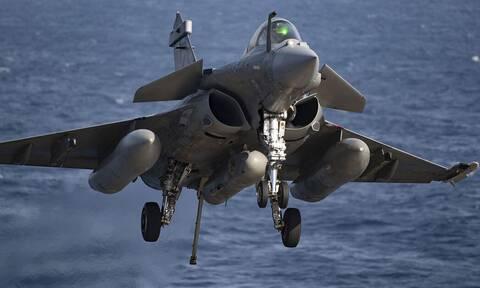 Rafale: Ώρα μηδέν! Στη Βουλή η συμφωνία – Στην Τανάγρα τον Φεβρουάριο 4 γαλλικά μαχητικά
