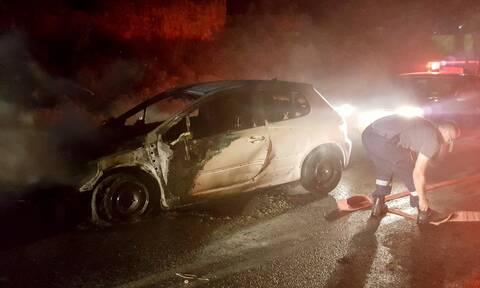 Μελίσσια: Έκρηξη σε IX αυτοκίνητο έξω από τα στούντιο ΑΛΦΑ