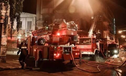 Φωτιά: Στις φλόγες διαμέρισμα στο Ηράκλειο Αττικής