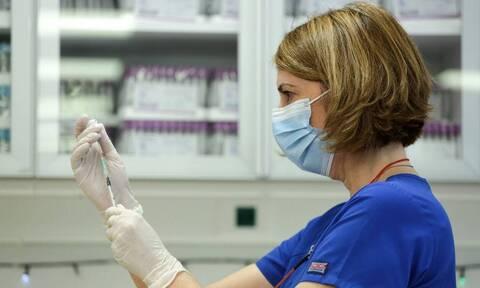 emvolio.gov.gr: Ανοίγει η πλατφόρμα για τους εμβολιασμούς κατά του κορονοϊού