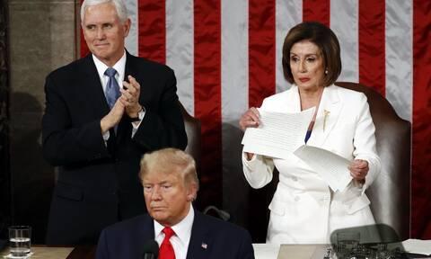 ΗΠΑ: Οι Δημοκρατικοί κινούν νέα διαδικασία καθαίρεσης του Τραμπ