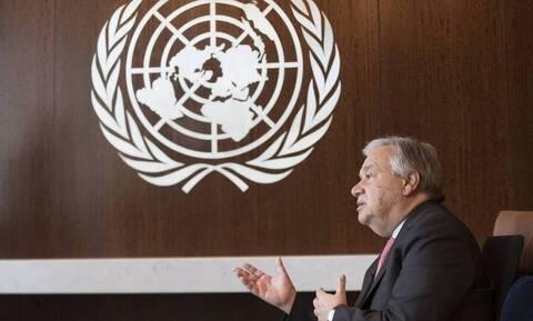 Ο Αντόνιο Γκουτέρες θέλει και δεύτερη θητεία ως Γενικός Γραμματέας του ΟΗΕ