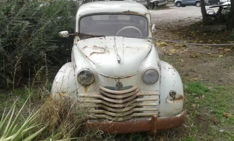 Ξέχασε πού πάρκαρε το αυτοκίνητο και το βρήκε μετά από μια δεκαετία!