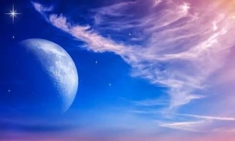 Σήμερα 13/01/20: Νέα Σελήνη στον Αιγόκερω - Να αναλάβεις τις ευθύνες σου