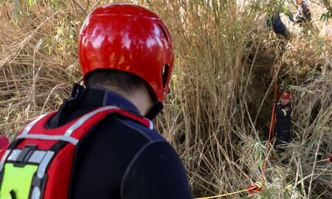 Αιτωλοακαρνανία: Μεγάλη επιχείρηση για ανάσυρση ατόμου που έπεσε σε δύσβατο σημείο