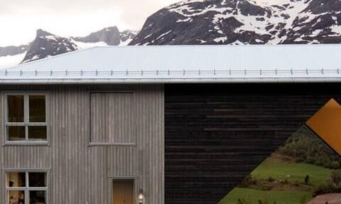 Αρχιτεκτονική πρωτοτυπία: Το περίεργο σπίτι που έχεις δει ποτέ!