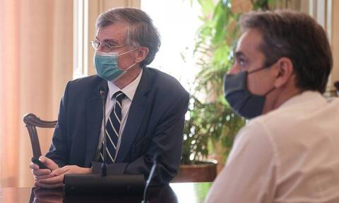 Κορονοϊός: Τι συμβαίνει με την υγεία του Σωτήρη Τσιόδρα; Αυτή είναι η αλήθεια