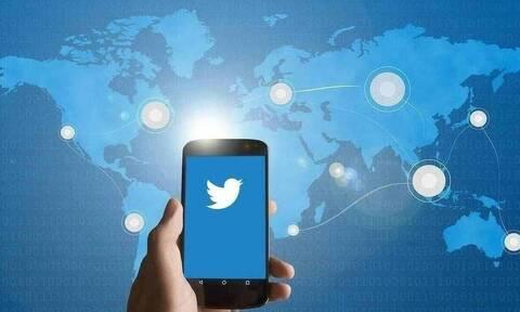 «Kατακόρυφη» πτώση για τη μετοχή της Twitter ύστερα από την αναστολή του λογαριασμού του Τραμπ