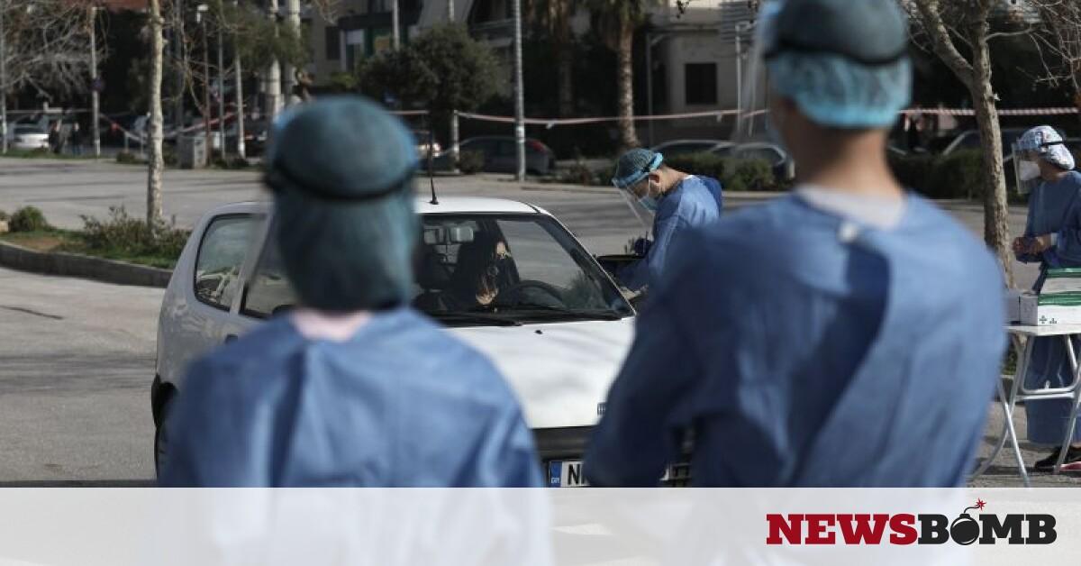 Κρούσματα σήμερα: 444 νέα, 350 στις ΜΕΘ και 39 νέοι θάνατοι τη Δευτέρα (11.01) – Newsbomb – Ειδησεις
